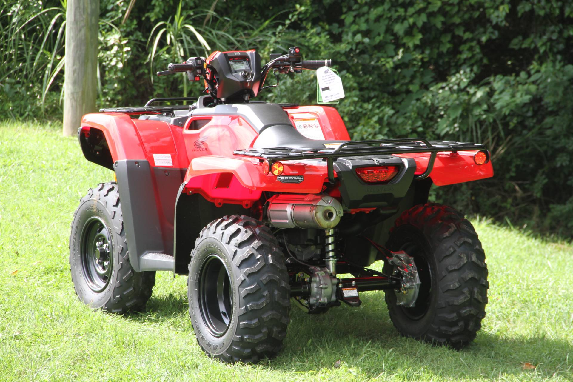 2021 Honda FourTrax Foreman 4x4 ES EPS in Hendersonville, North Carolina - Photo 18
