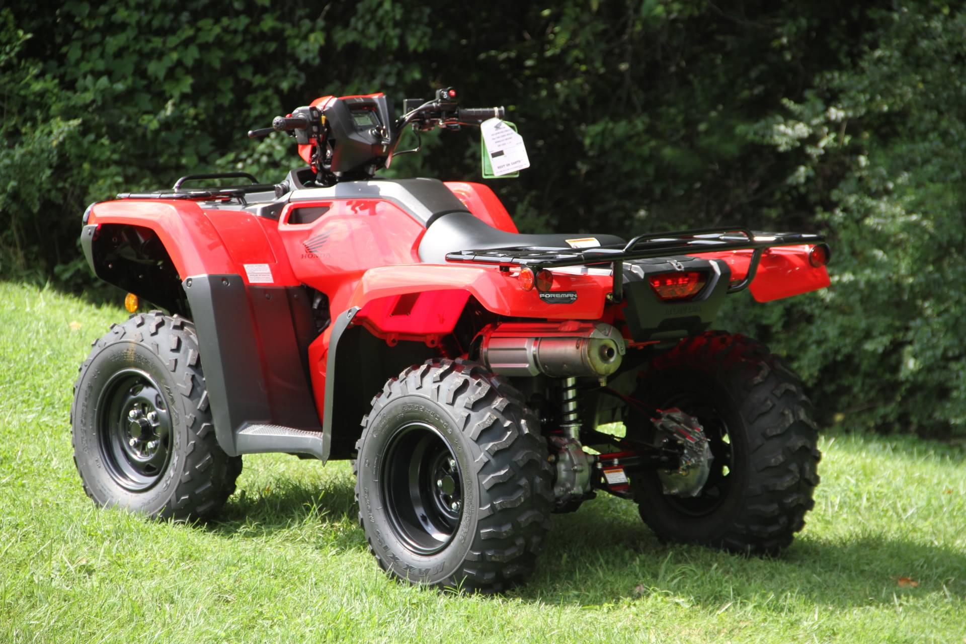 2021 Honda FourTrax Foreman 4x4 ES EPS in Hendersonville, North Carolina - Photo 19