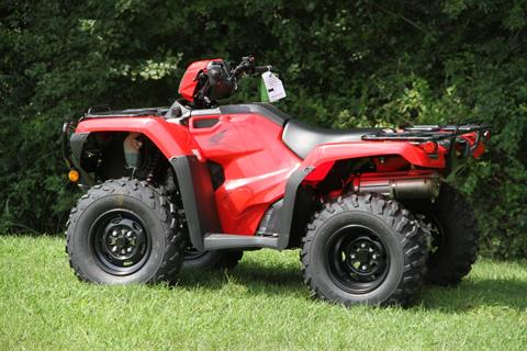 2021 Honda FourTrax Foreman 4x4 ES EPS in Hendersonville, North Carolina - Photo 21