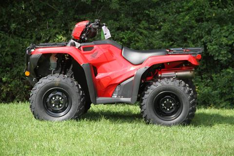 2021 Honda FourTrax Foreman 4x4 ES EPS in Hendersonville, North Carolina - Photo 22