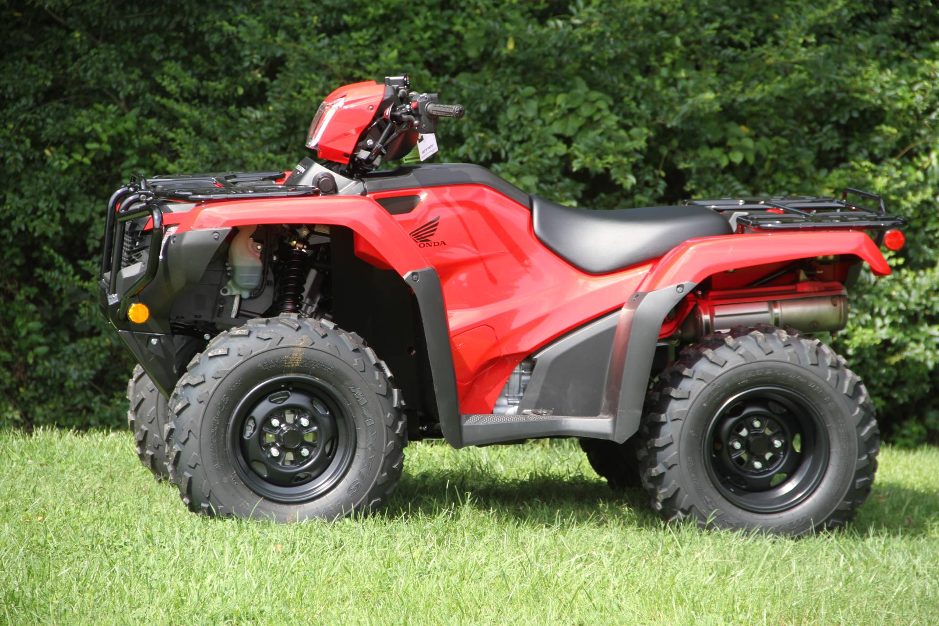 2021 Honda FourTrax Foreman 4x4 ES EPS in Hendersonville, North Carolina - Photo 24