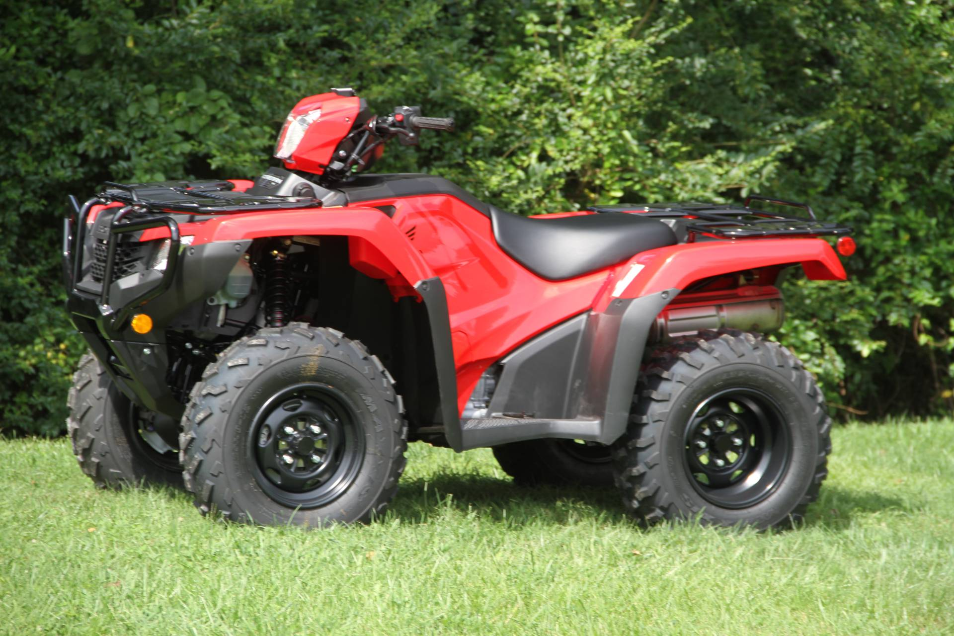 2021 Honda FourTrax Foreman 4x4 ES EPS in Hendersonville, North Carolina - Photo 3