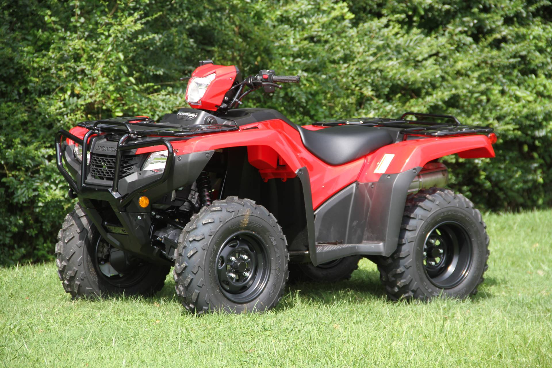 2021 Honda FourTrax Foreman 4x4 ES EPS in Hendersonville, North Carolina - Photo 26