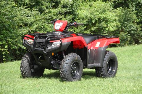 2021 Honda FourTrax Foreman 4x4 ES EPS in Hendersonville, North Carolina - Photo 27