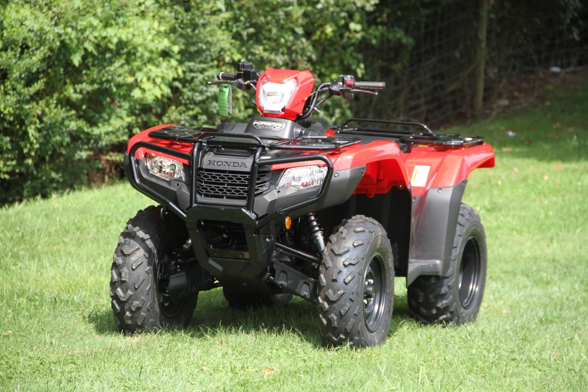 2021 Honda FourTrax Foreman 4x4 ES EPS in Hendersonville, North Carolina - Photo 28