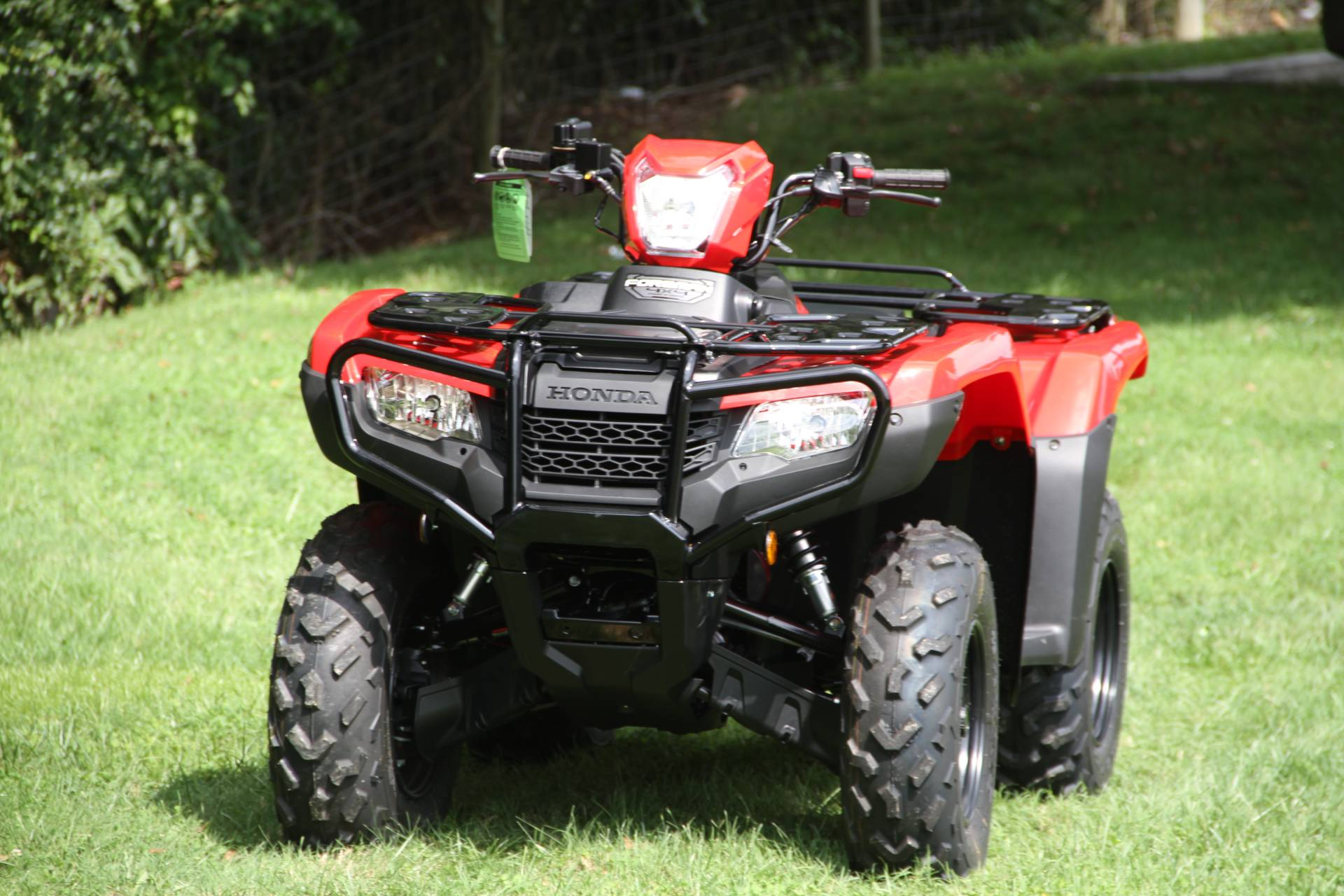 2021 Honda FourTrax Foreman 4x4 ES EPS in Hendersonville, North Carolina - Photo 29