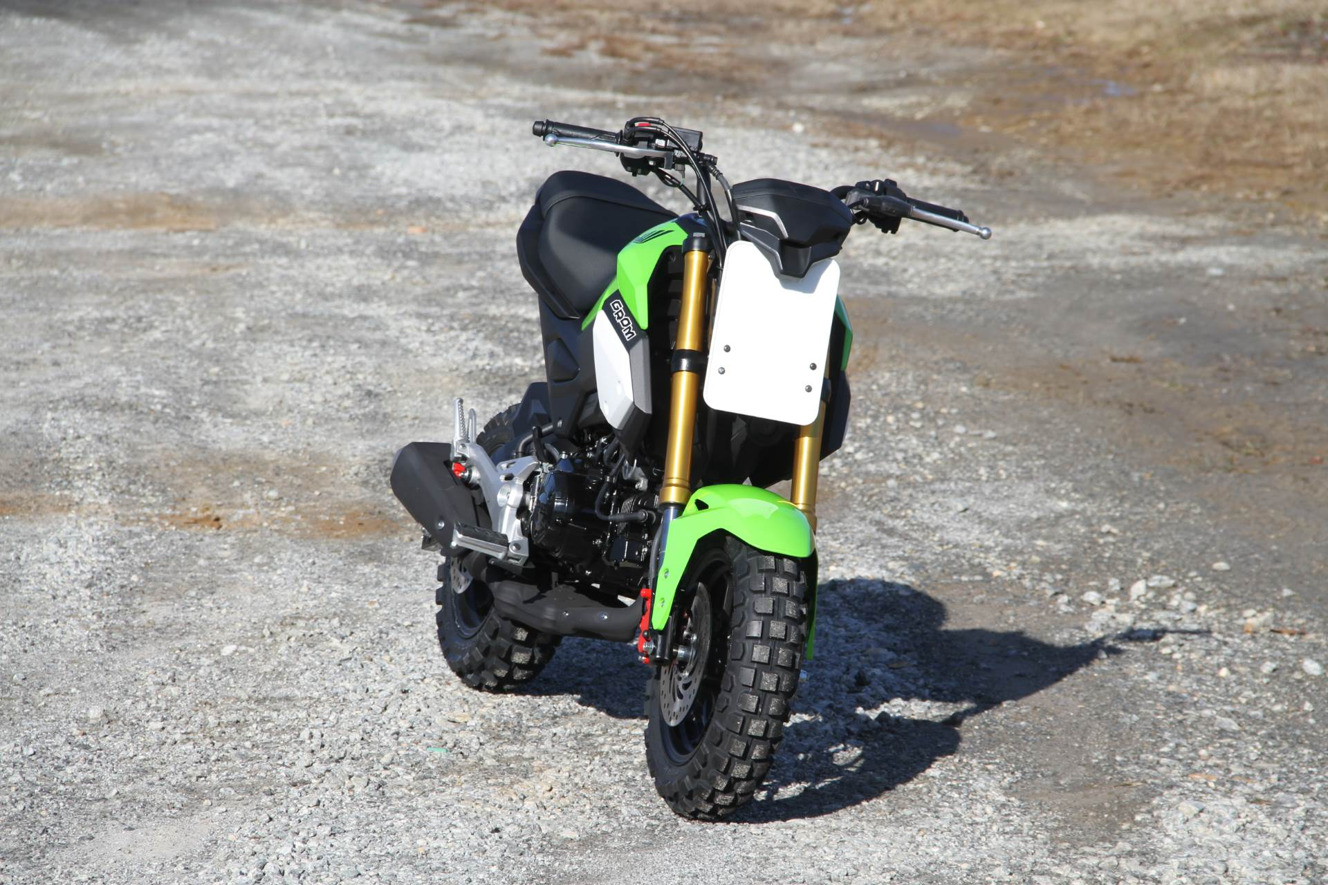 2020 Honda Grom in Hendersonville, North Carolina - Photo 3