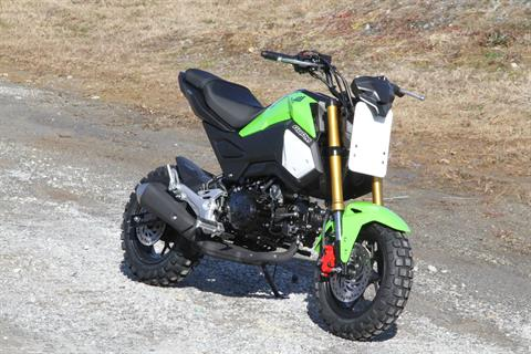 2020 Honda Grom in Hendersonville, North Carolina - Photo 4