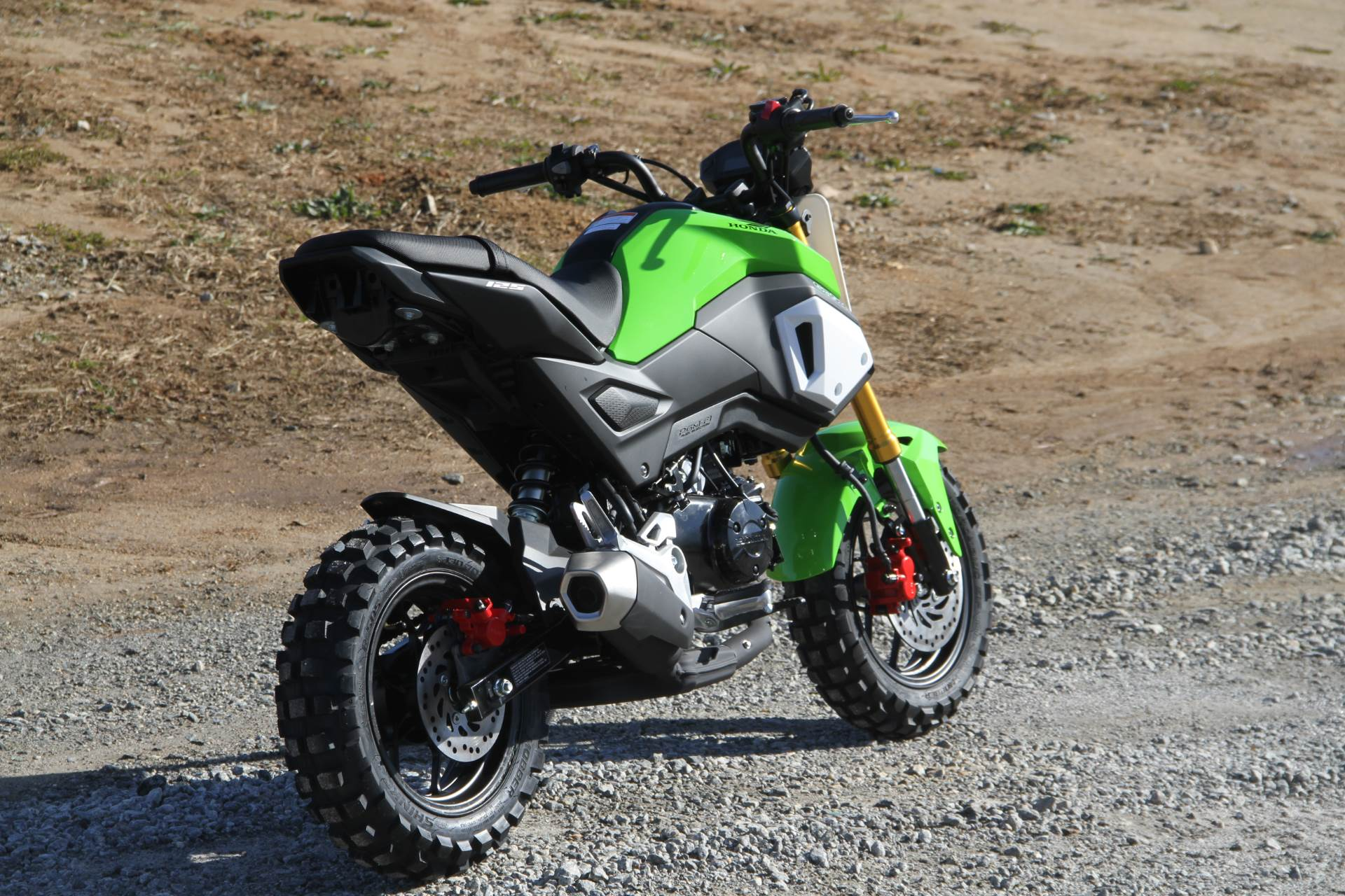 2020 Honda Grom in Hendersonville, North Carolina - Photo 7