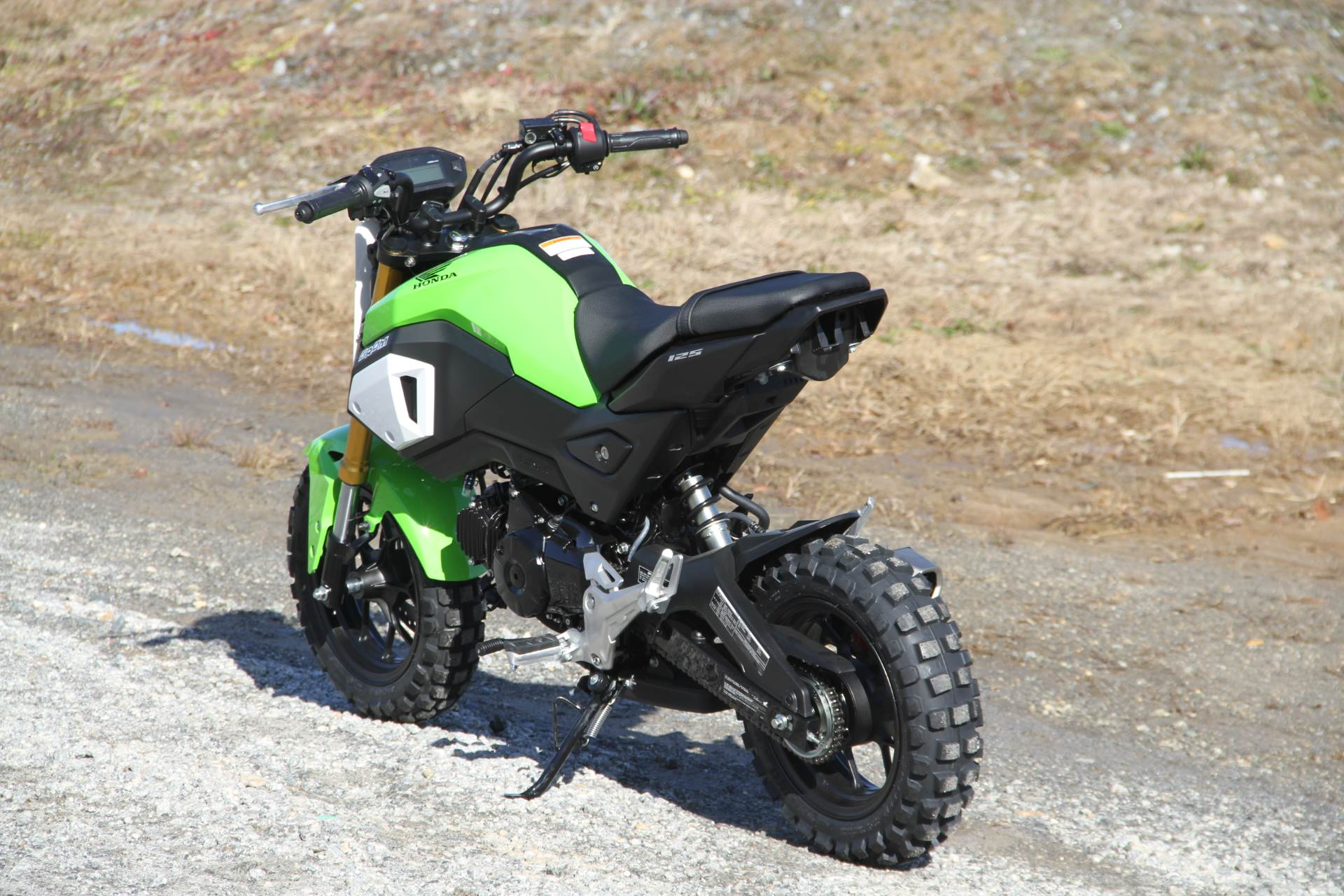2020 Honda Grom in Hendersonville, North Carolina - Photo 10