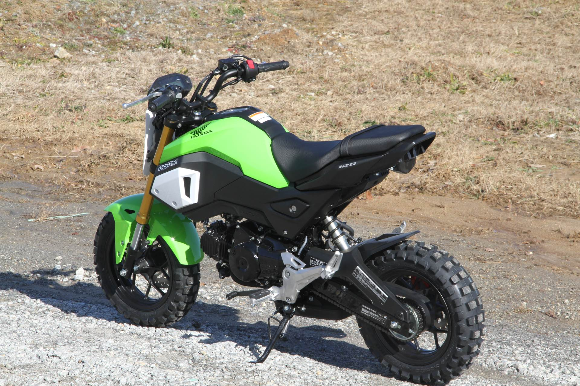 2020 Honda Grom in Hendersonville, North Carolina - Photo 11