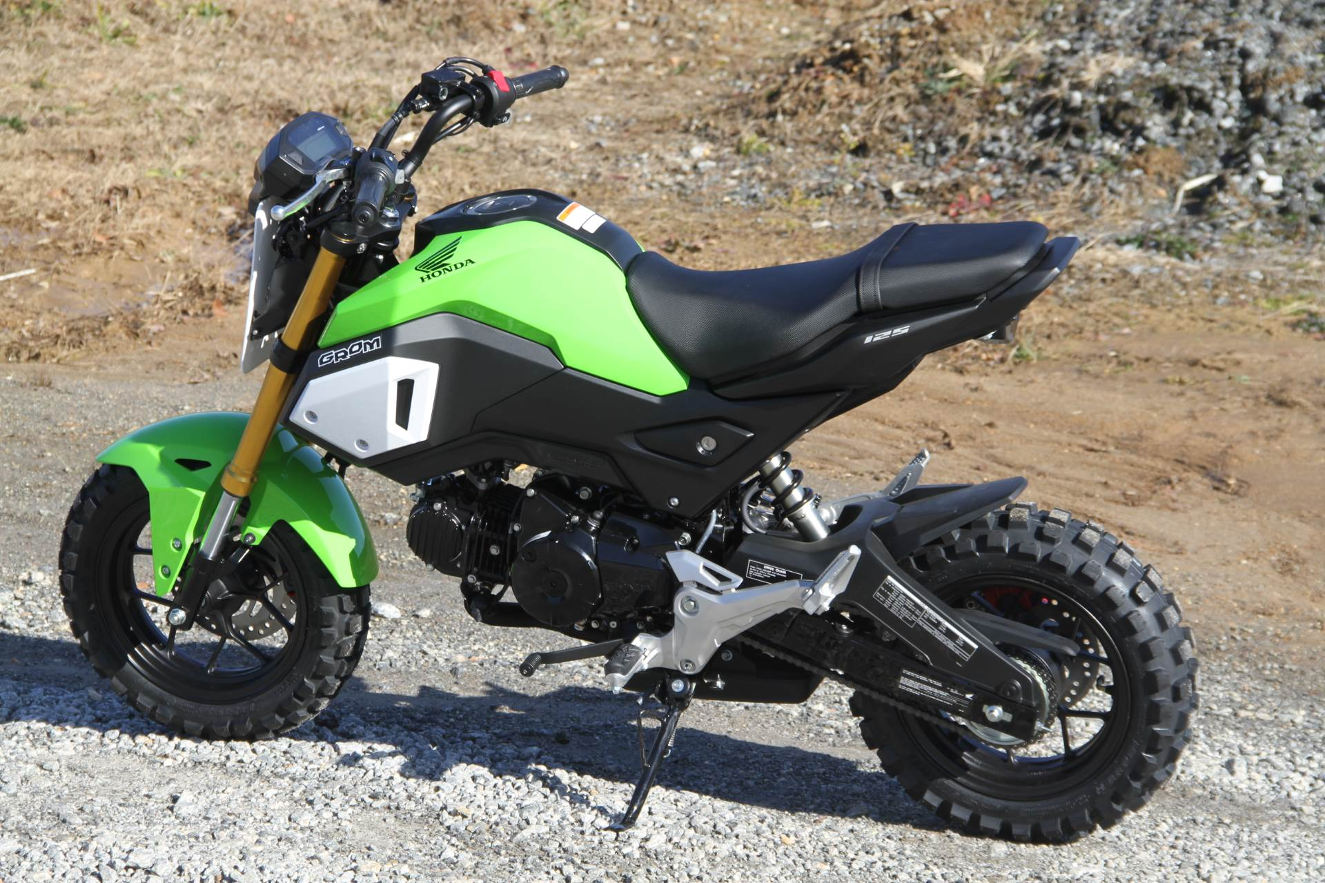 2020 Honda Grom in Hendersonville, North Carolina - Photo 12