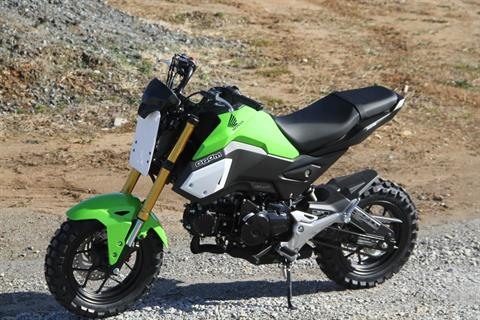 2020 Honda Grom in Hendersonville, North Carolina - Photo 2