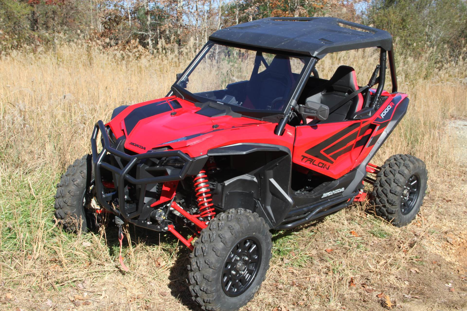 2020 Honda Talon 1000X in Hendersonville, North Carolina - Photo 4
