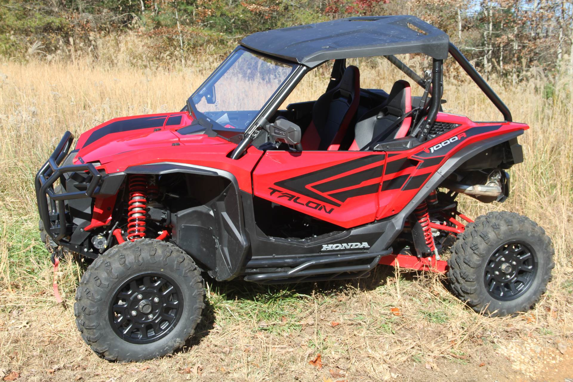 2020 Honda Talon 1000X in Hendersonville, North Carolina - Photo 5