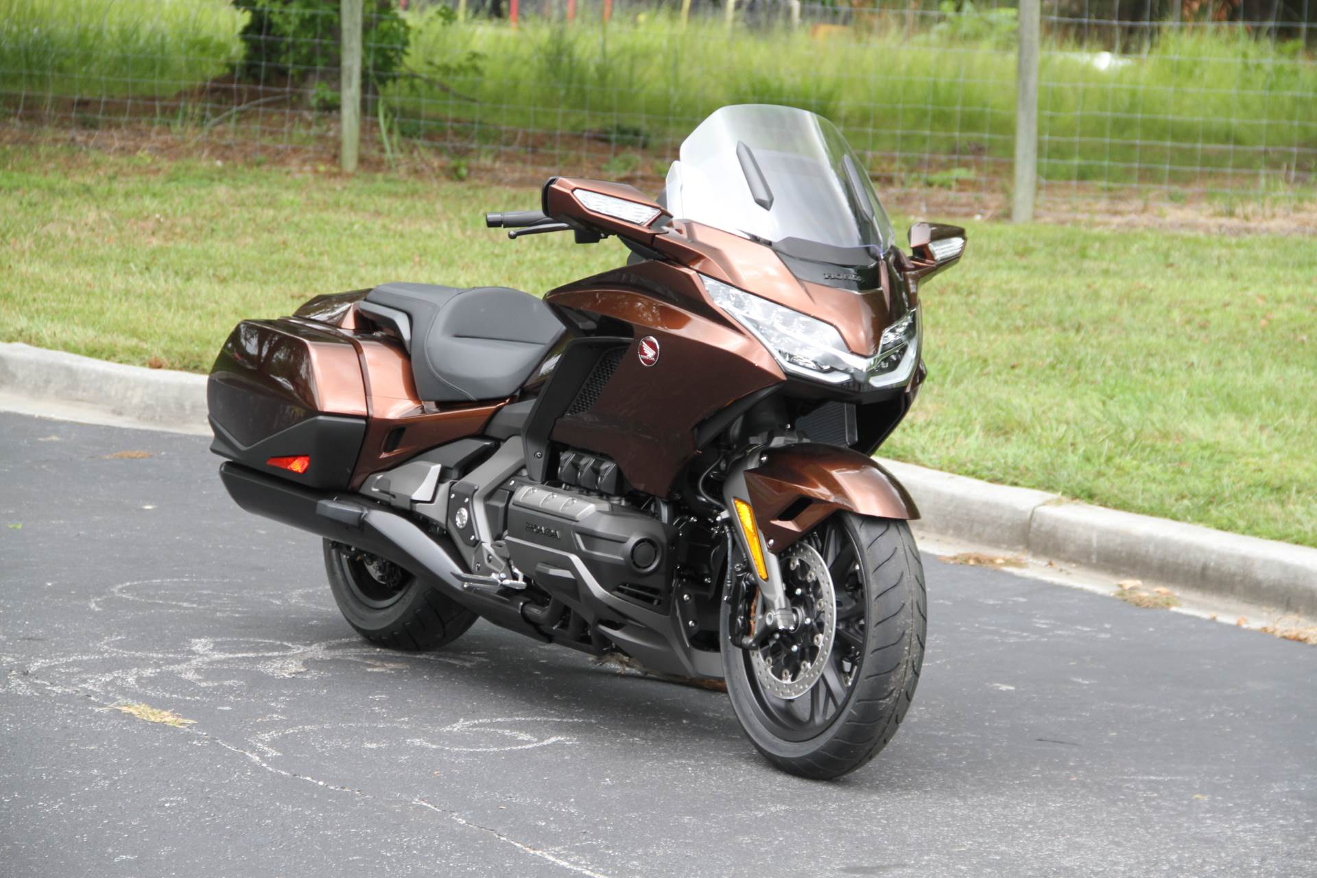 2018 Honda Gold Wing DCT in Hendersonville, North Carolina - Photo 4