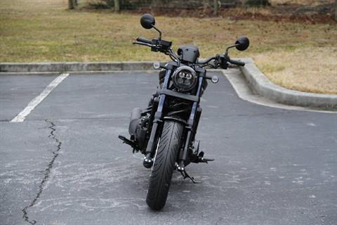 2021 Honda Rebel 1100 in Hendersonville, North Carolina - Photo 3