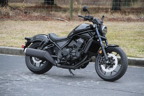 2021 Honda Rebel 1100 in Hendersonville, North Carolina - Photo 5