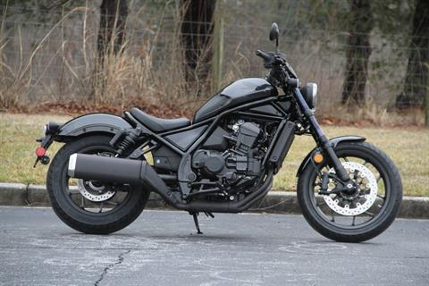 2021 Honda Rebel 1100 in Hendersonville, North Carolina - Photo 10