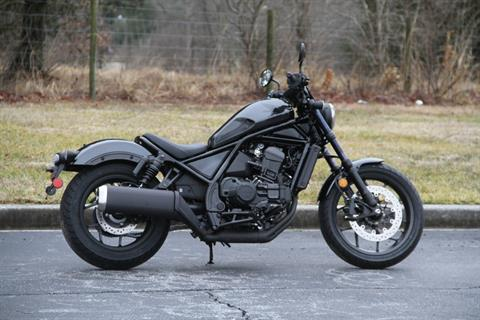 2021 Honda Rebel 1100 in Hendersonville, North Carolina - Photo 11