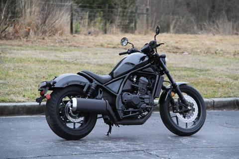 2021 Honda Rebel 1100 in Hendersonville, North Carolina - Photo 12