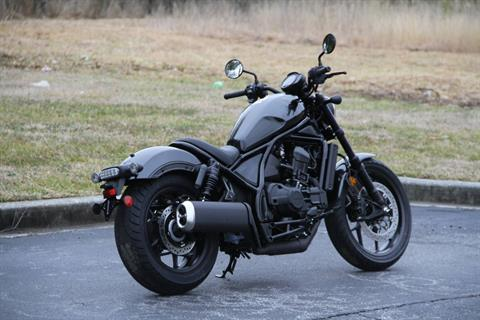 2021 Honda Rebel 1100 in Hendersonville, North Carolina - Photo 2