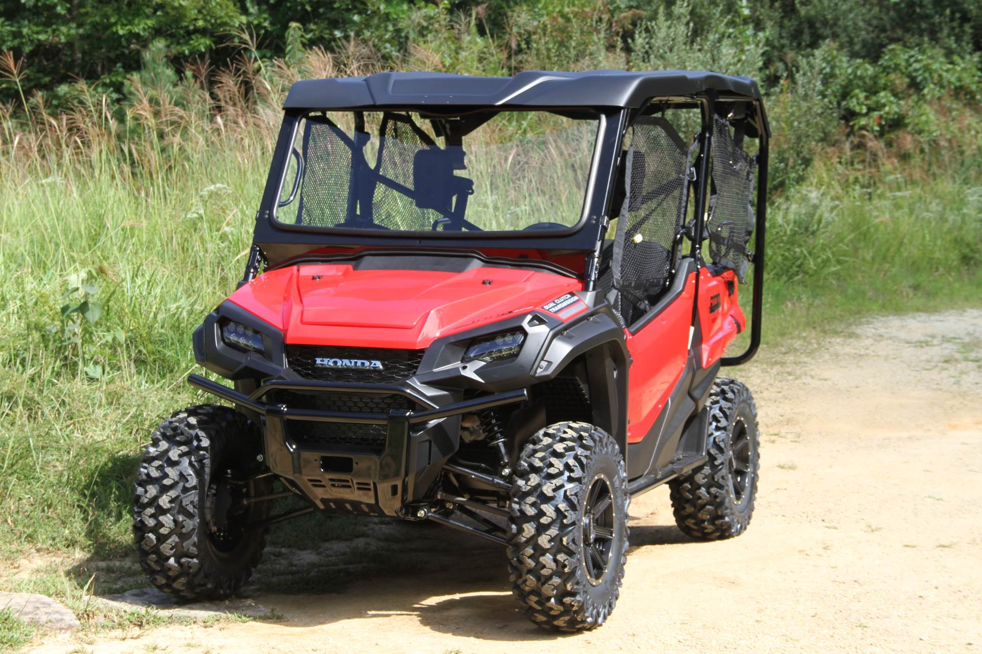 2021 Honda Pioneer 1000-5 Deluxe in Hendersonville, North Carolina - Photo 4