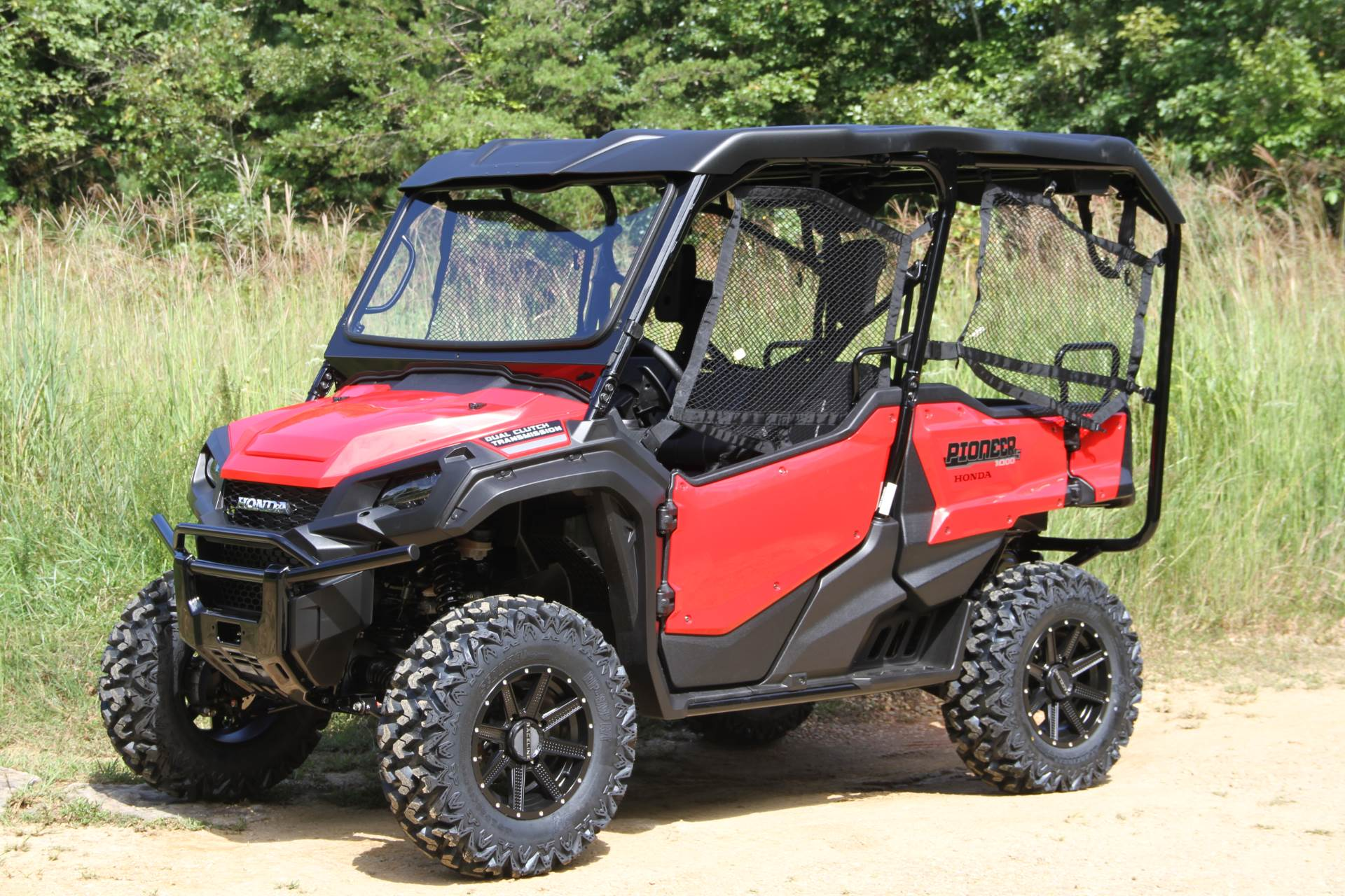 2021 Honda Pioneer 1000-5 Deluxe in Hendersonville, North Carolina - Photo 1