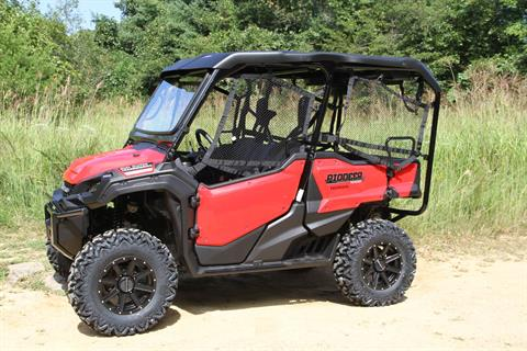 2021 Honda Pioneer 1000-5 Deluxe in Hendersonville, North Carolina - Photo 5