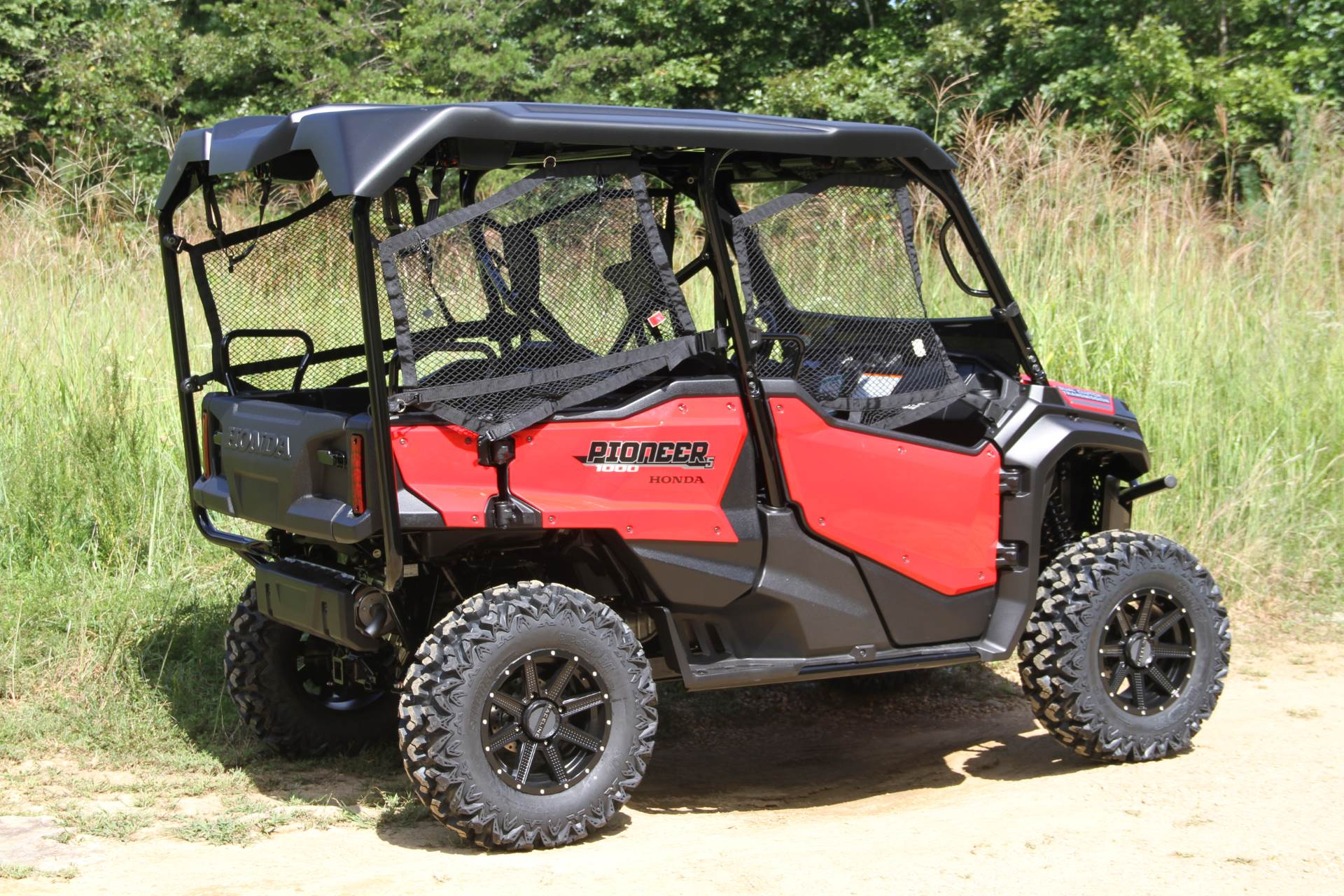 2021 Honda Pioneer 1000-5 Deluxe in Hendersonville, North Carolina - Photo 10