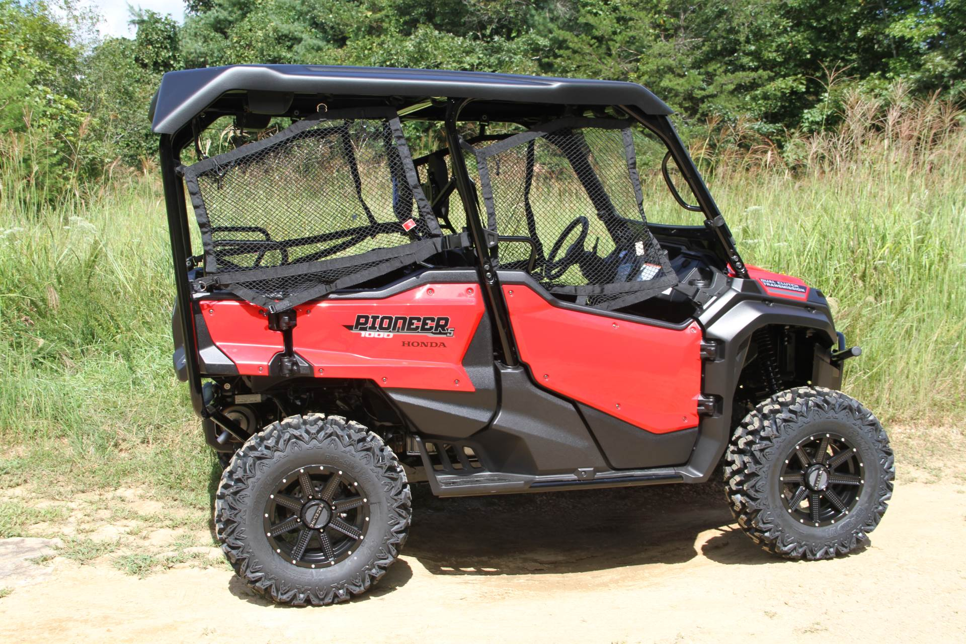 2021 Honda Pioneer 1000-5 Deluxe in Hendersonville, North Carolina - Photo 11