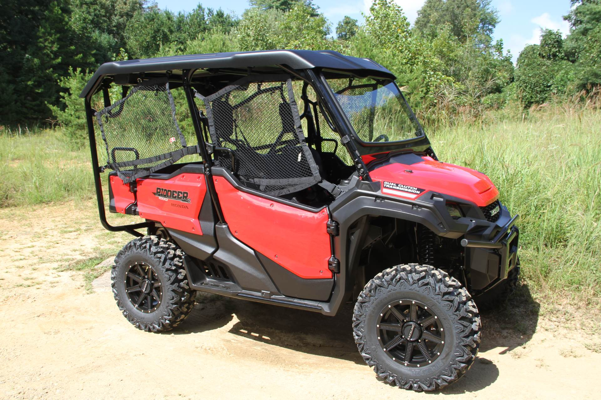 2021 Honda Pioneer 1000-5 Deluxe in Hendersonville, North Carolina - Photo 3