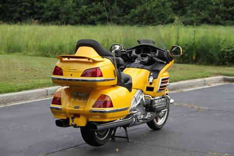 2002 Honda GL1800 in Hendersonville, North Carolina
