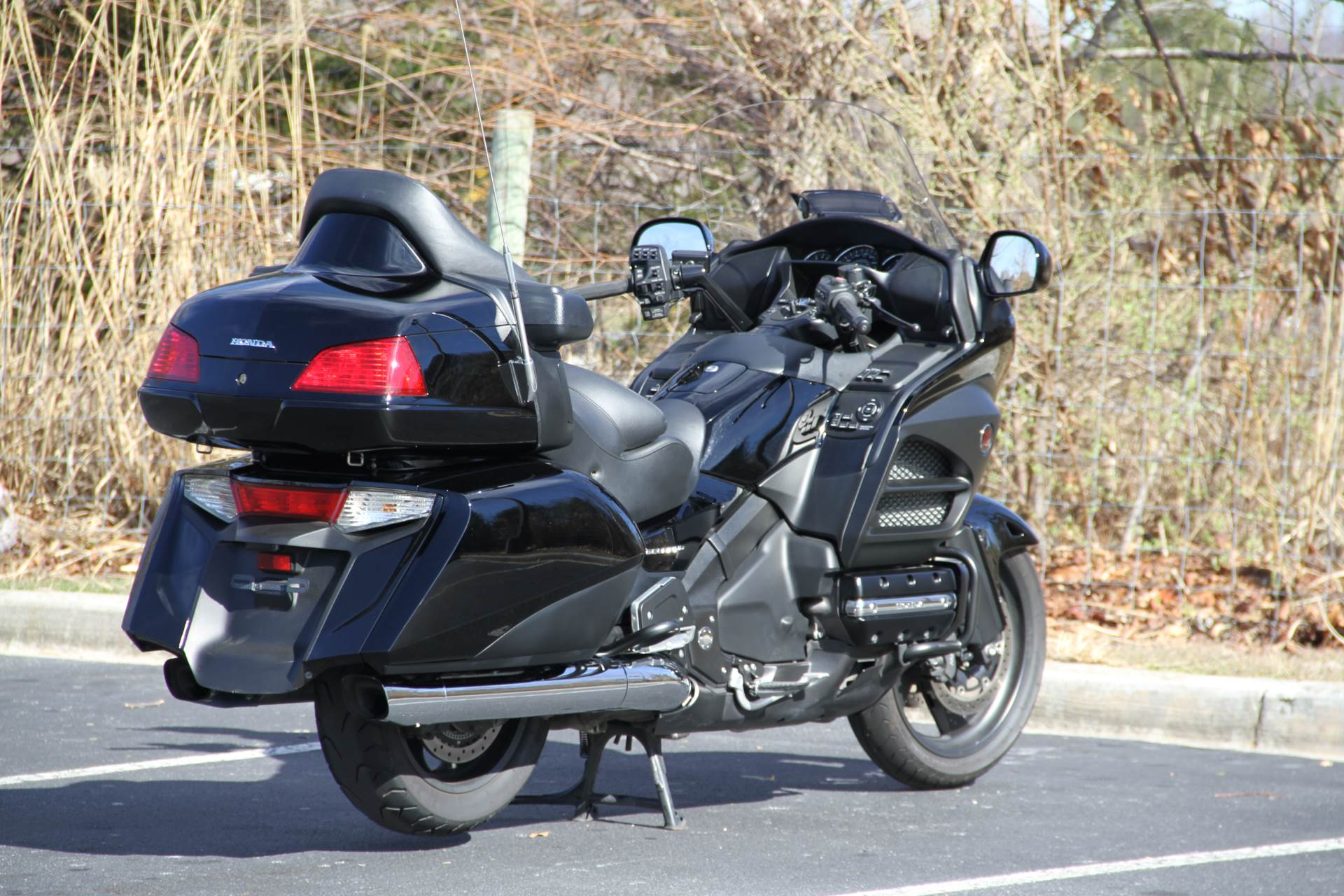 2014 Honda Gold Wing® Airbag in Hendersonville, North Carolina