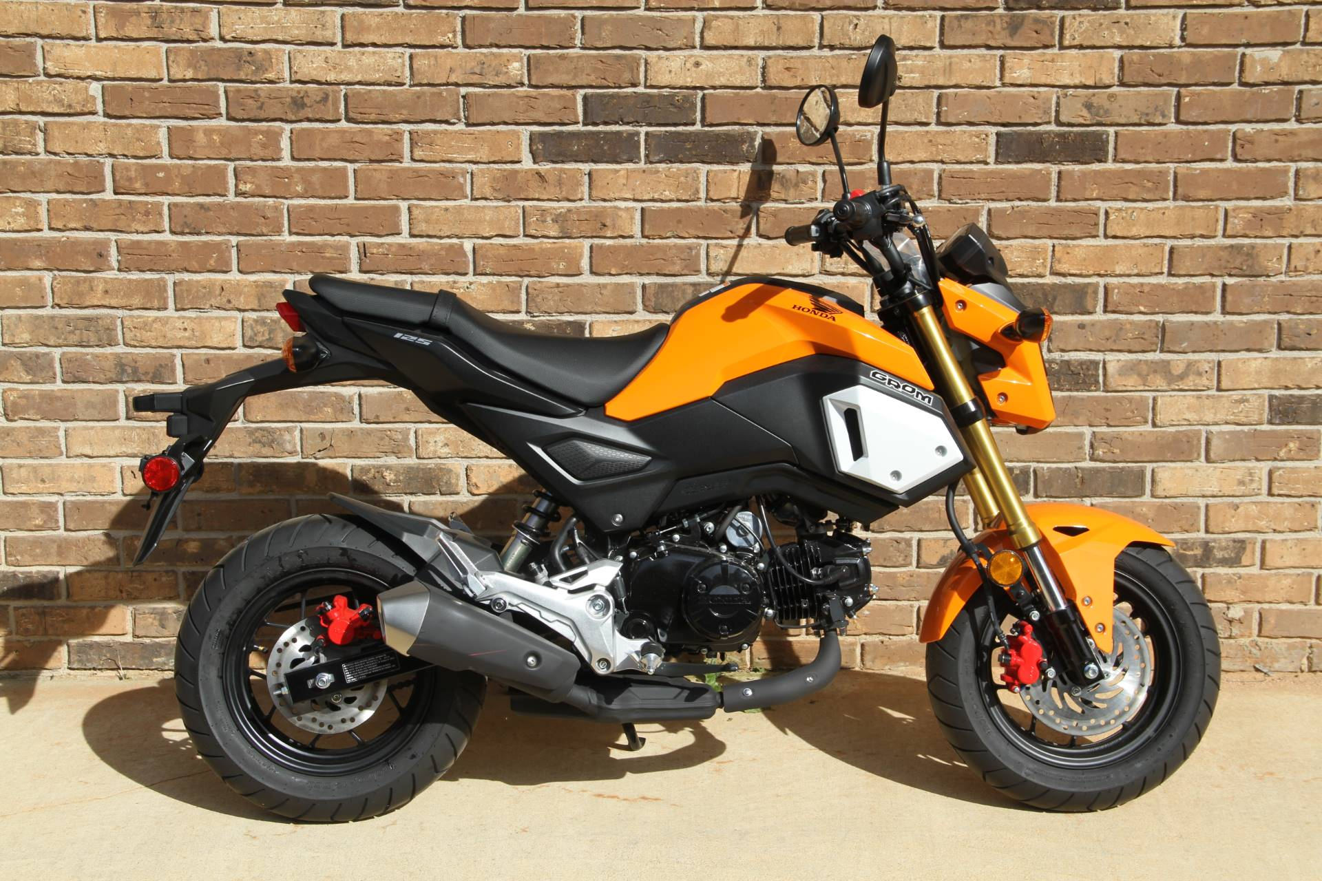 2020 Honda Grom in Hendersonville, North Carolina - Photo 1
