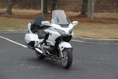 2018 Honda Gold Wing Tour Automatic DCT in Hendersonville, North Carolina - Photo 5