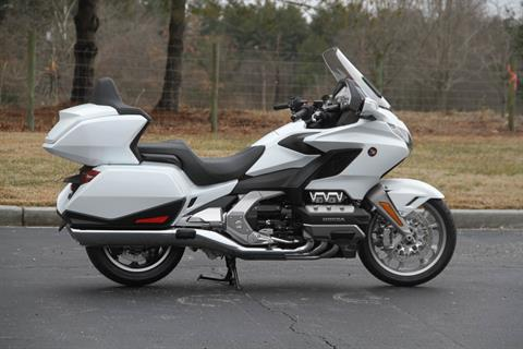 2018 Honda Gold Wing Tour Automatic DCT in Hendersonville, North Carolina - Photo 15
