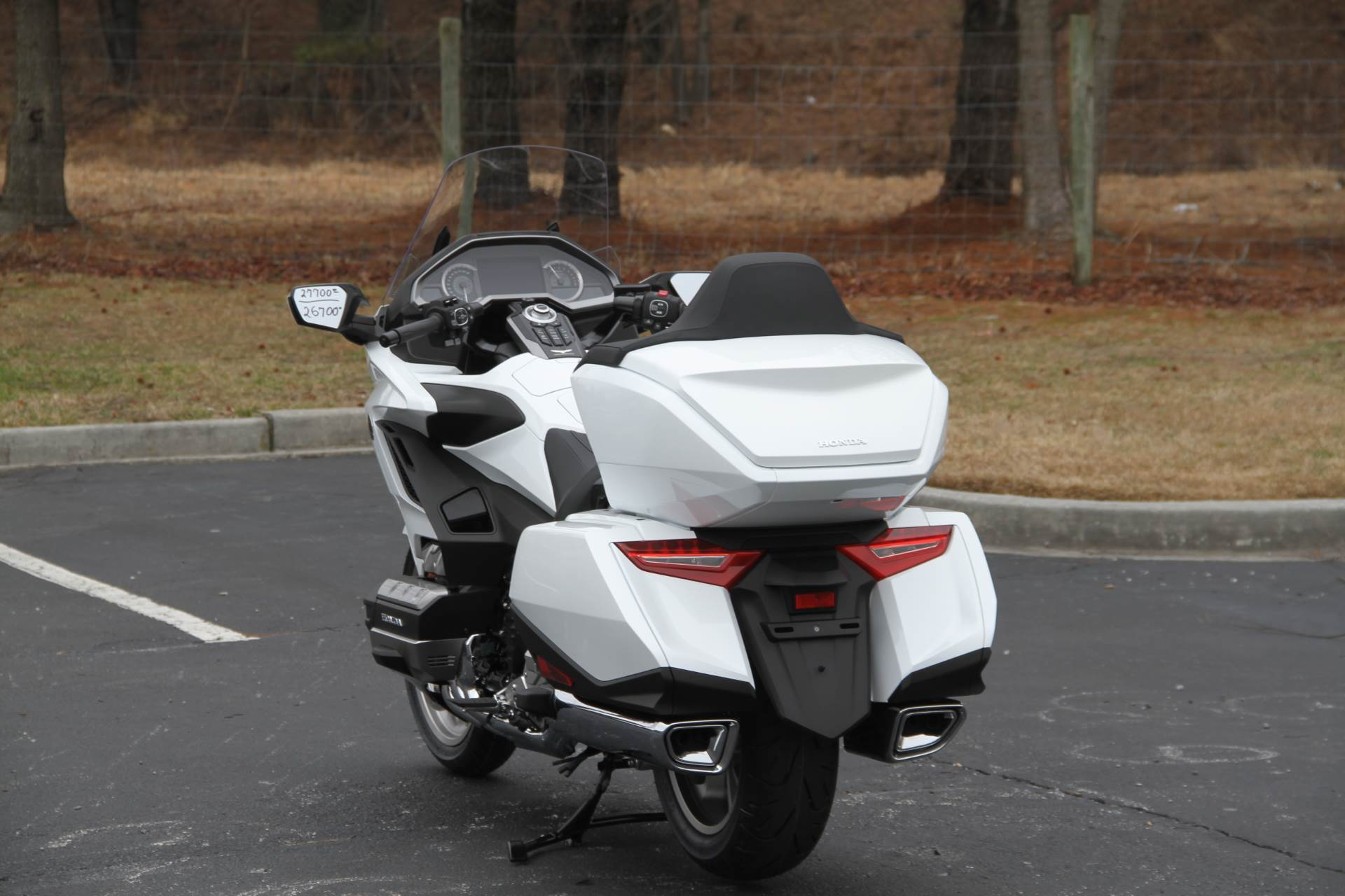 2018 Honda Gold Wing Tour Automatic DCT in Hendersonville, North Carolina - Photo 28