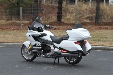 2018 Honda Gold Wing Tour Automatic DCT in Hendersonville, North Carolina - Photo 31
