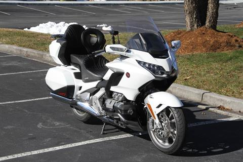 2018 Honda Gold Wing Tour Automatic DCT in Hendersonville, North Carolina - Photo 4