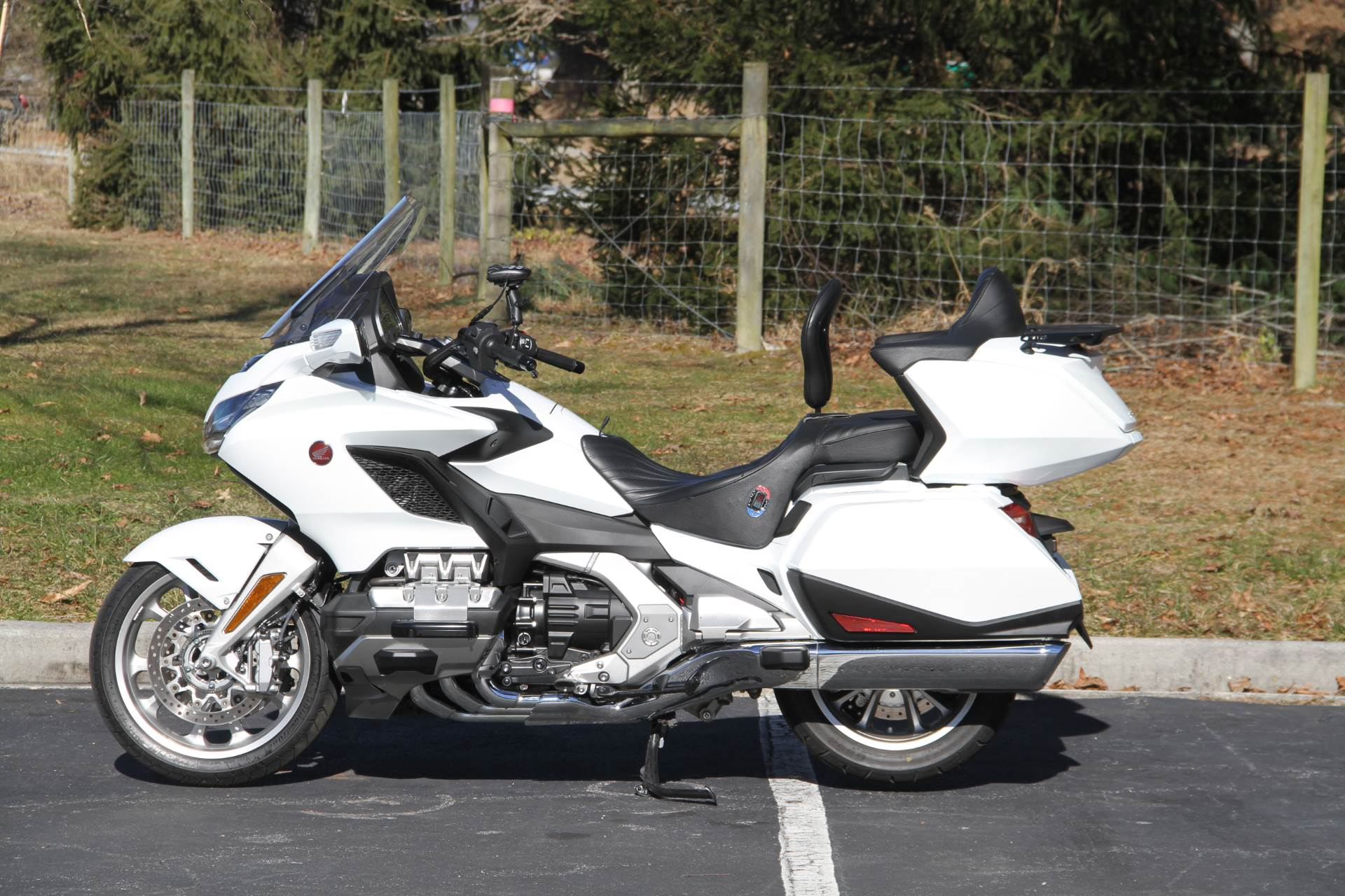 2018 Honda Gold Wing Tour Automatic DCT in Hendersonville, North Carolina - Photo 46
