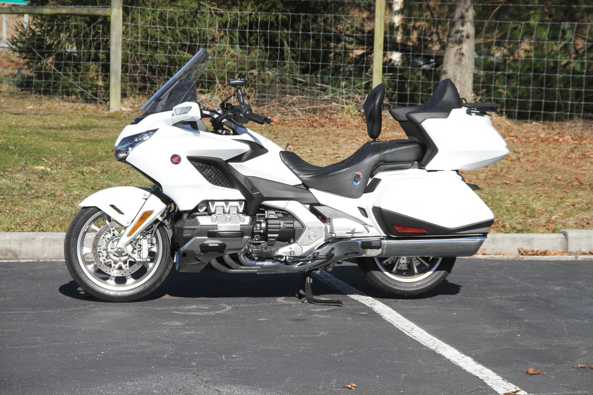 2018 Honda Gold Wing Tour Automatic DCT in Hendersonville, North Carolina - Photo 47