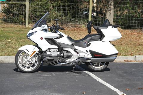 2018 Honda Gold Wing Tour Automatic DCT in Hendersonville, North Carolina - Photo 48
