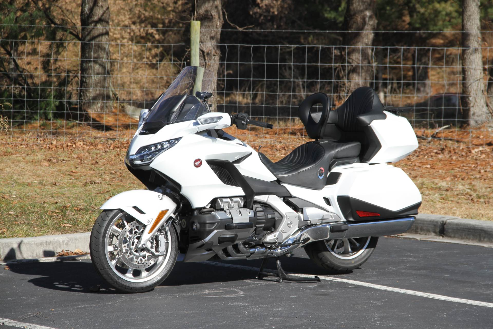 2018 Honda Gold Wing Tour Automatic DCT in Hendersonville, North Carolina - Photo 52