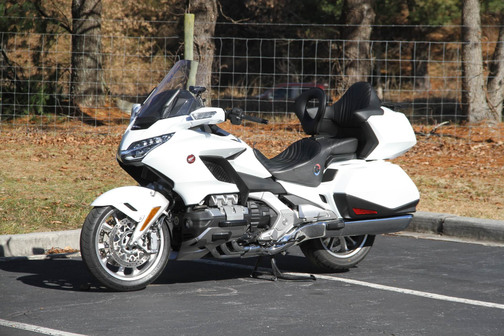 2018 Honda Gold Wing Tour Automatic DCT in Hendersonville, North Carolina - Photo 53