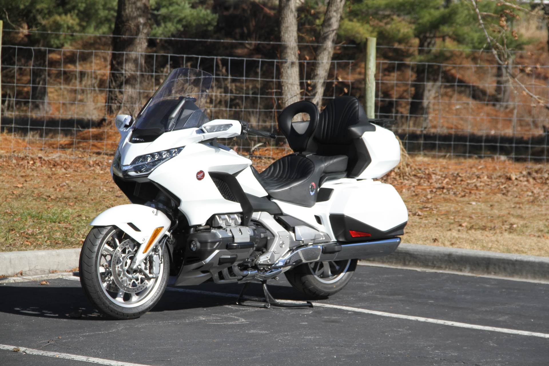 2018 Honda Gold Wing Tour Automatic DCT in Hendersonville, North Carolina - Photo 55