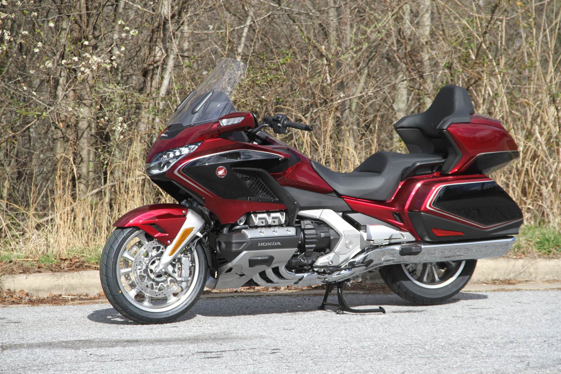 2020 Honda GOLDWING in Hendersonville, North Carolina - Photo 4