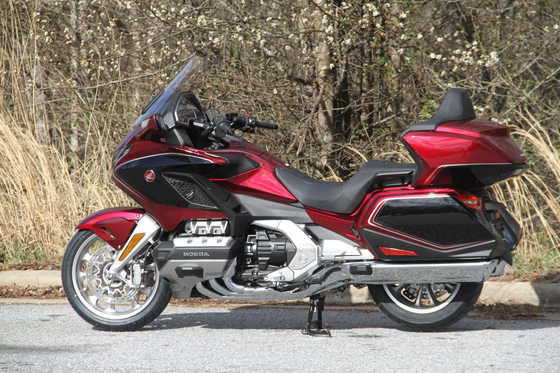 2020 Honda GOLDWING in Hendersonville, North Carolina - Photo 9