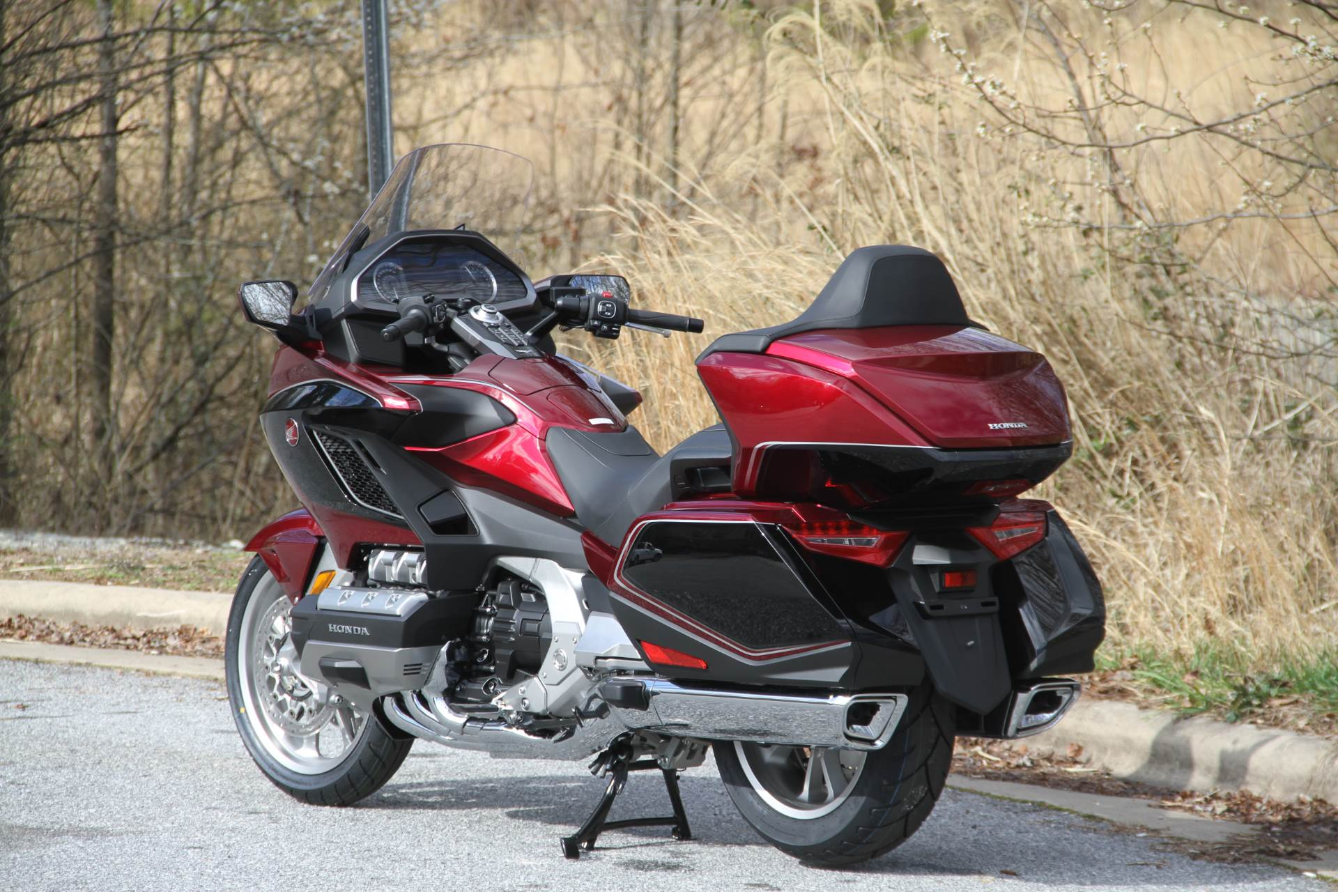 2020 Honda GOLDWING in Hendersonville, North Carolina - Photo 11
