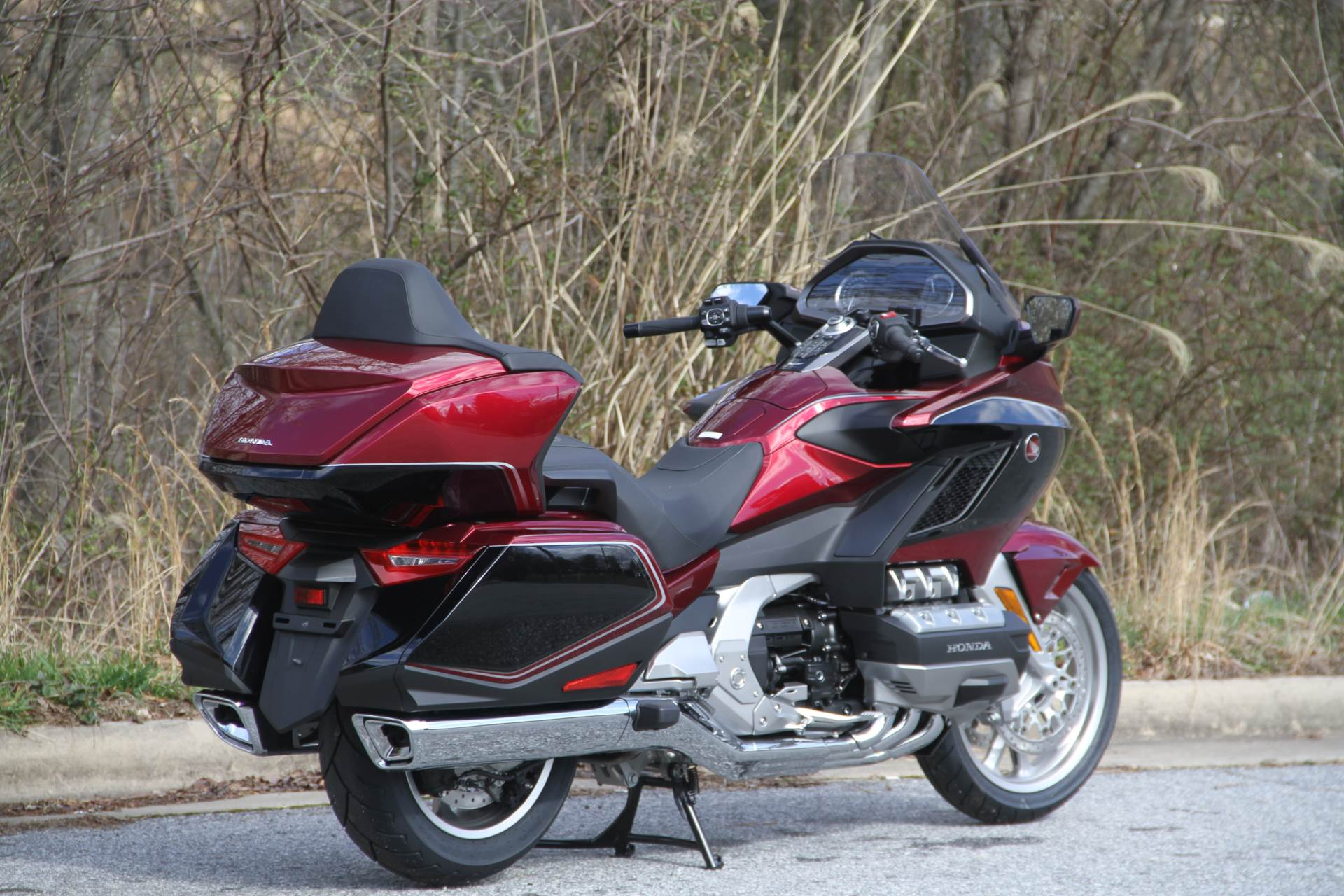 2020 Honda GOLDWING in Hendersonville, North Carolina - Photo 16